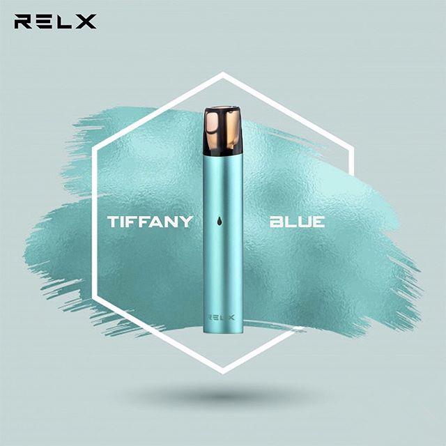 relx tiffany blue starter kit