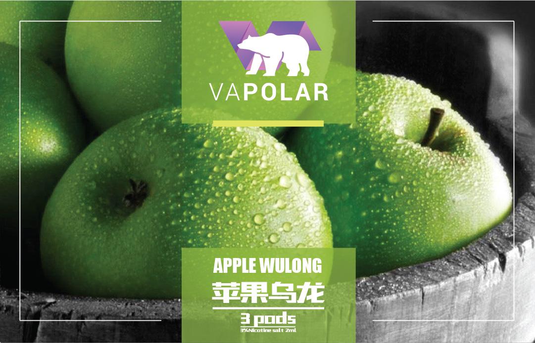 Vapolar Apple Wulong