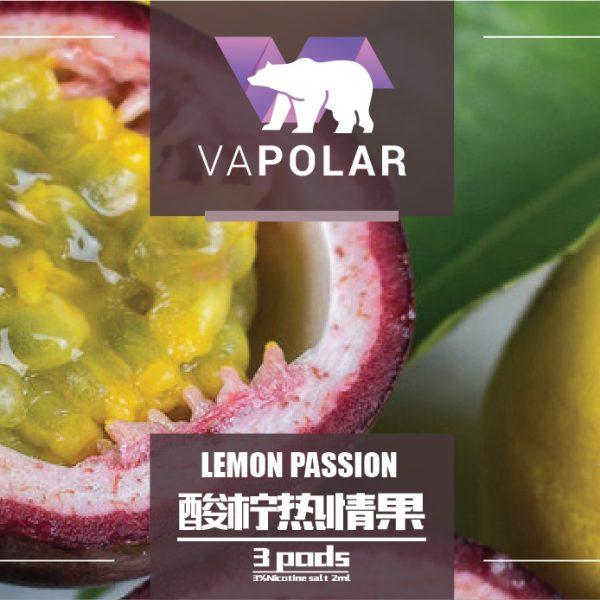 Vapolar Lemon Passion
