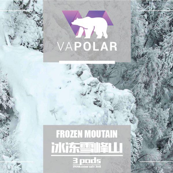 Vapolar frozen mountain